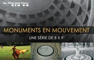 Aperçu de Monuments en mouvement