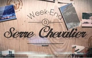 Preview of Week-end à Serre-Chevalier