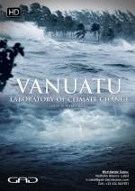 Affiche de Vanuatu, le laboratoire des bouleversements climatiques