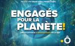 Affiche de 20 modules #EngagésPourLaPlanète