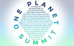 Poster of One Planet Summit